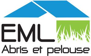 Logo Eml Abris et pelouse